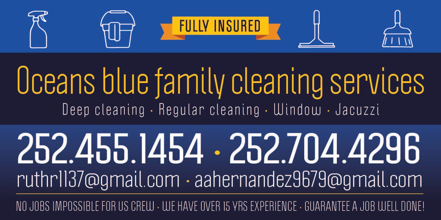 Oceans Blue Family Cleaning Services