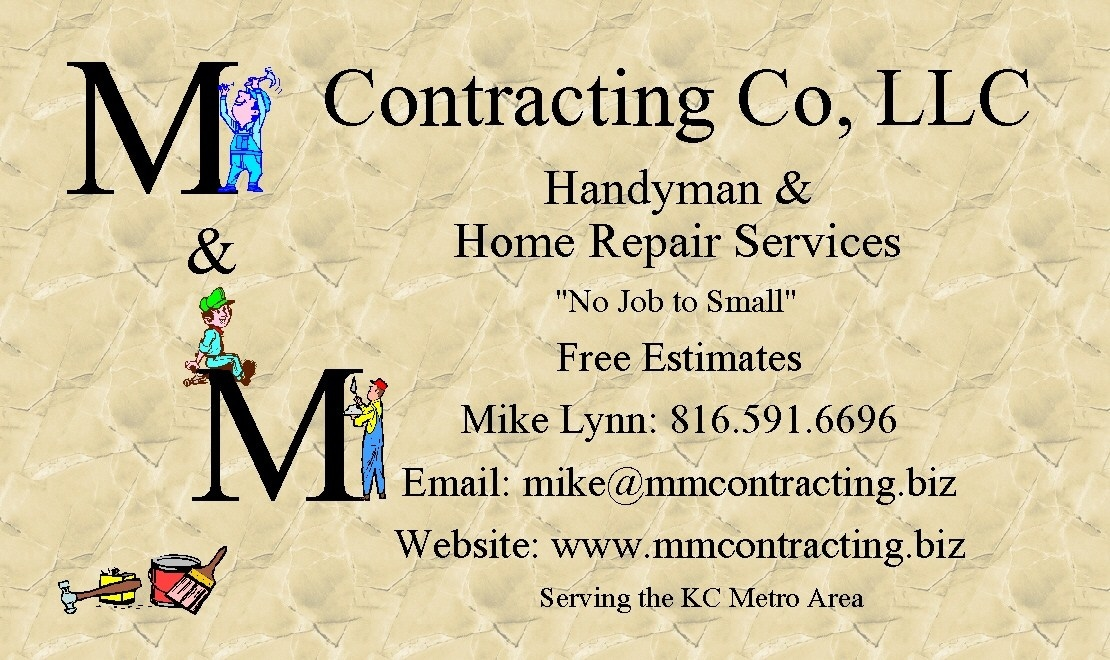 M & M Contracting Co LLC