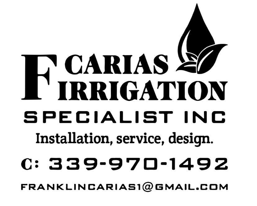F Carias Irrigation Specialist Inc