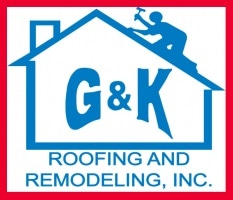 G & K Roofing and Remodeling Inc logo