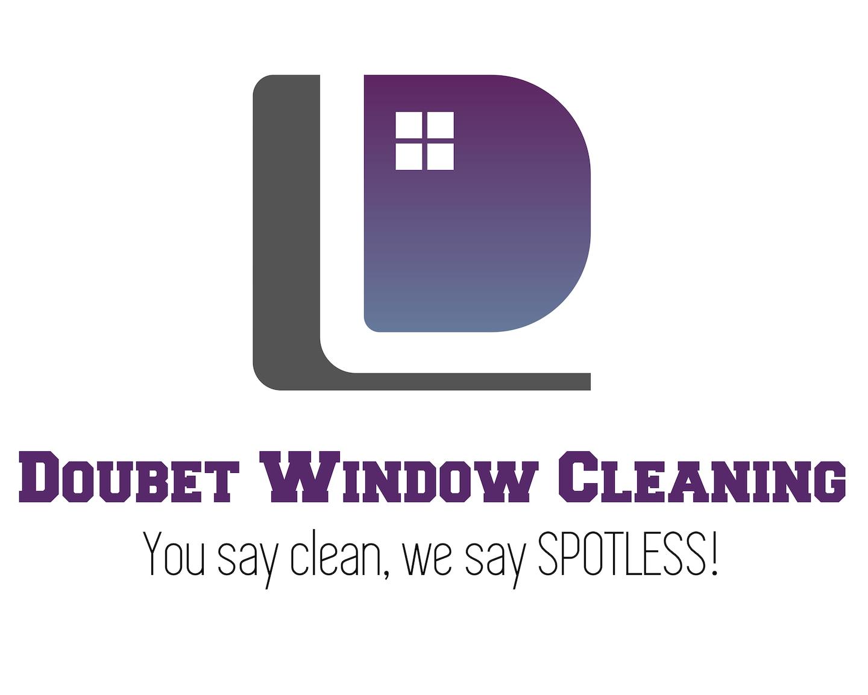 Doubet Window Cleaning logo