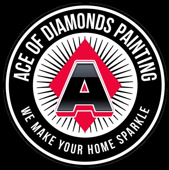 Ace of Diamonds Painting