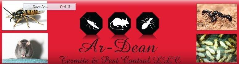 AR-DEAN TERMITE & PEST CONTROL