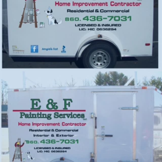E & F Painting Service