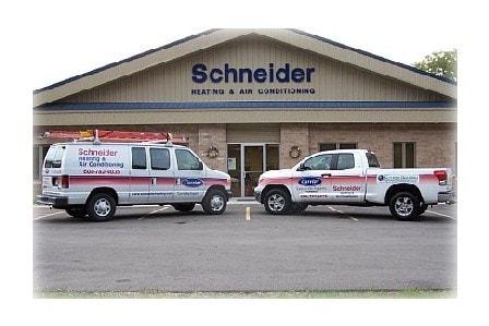 Schneider Heating & Air Conditioning - La Crosse
