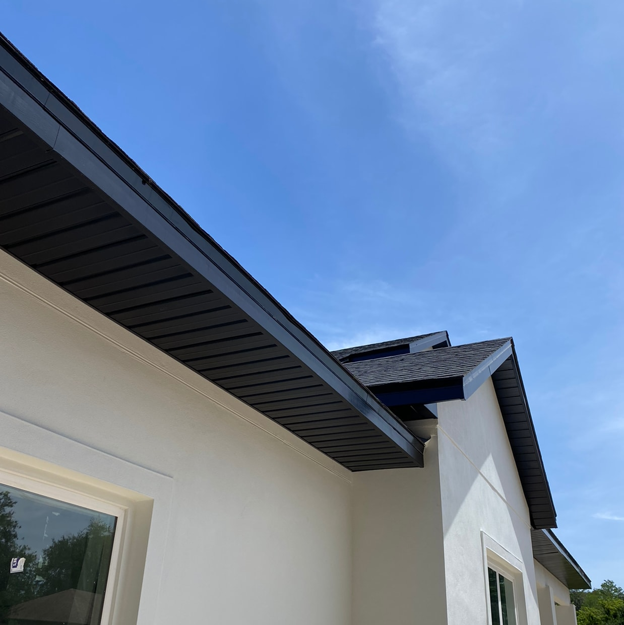 Invictus 12 Soffit and Fascia