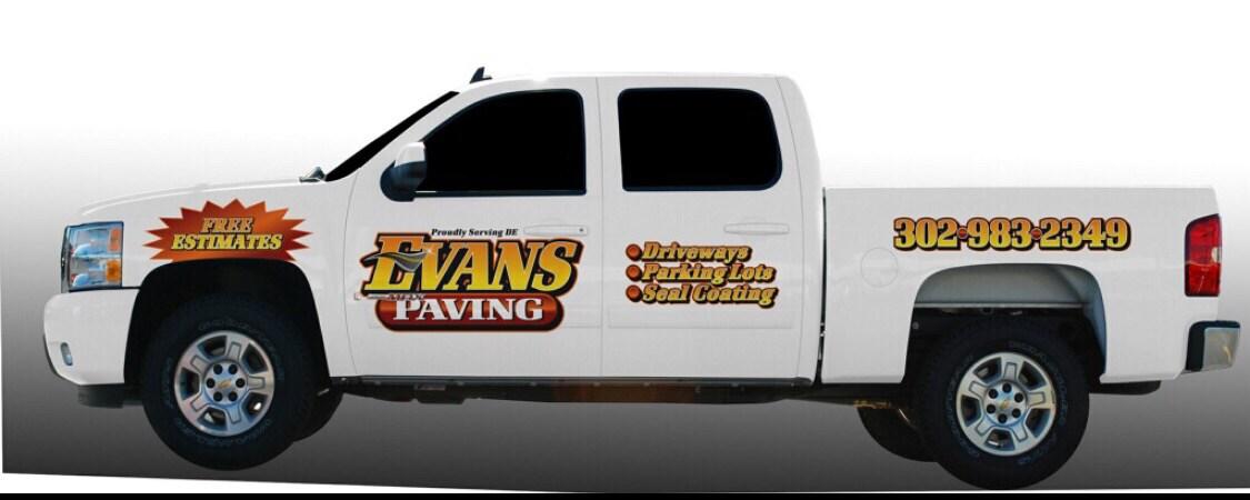 Evans Paving