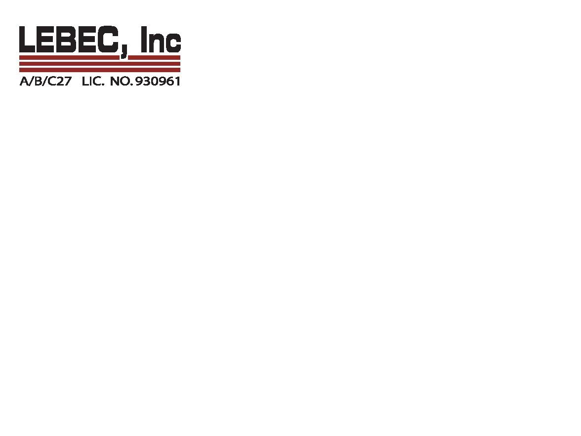 LEBEC Inc