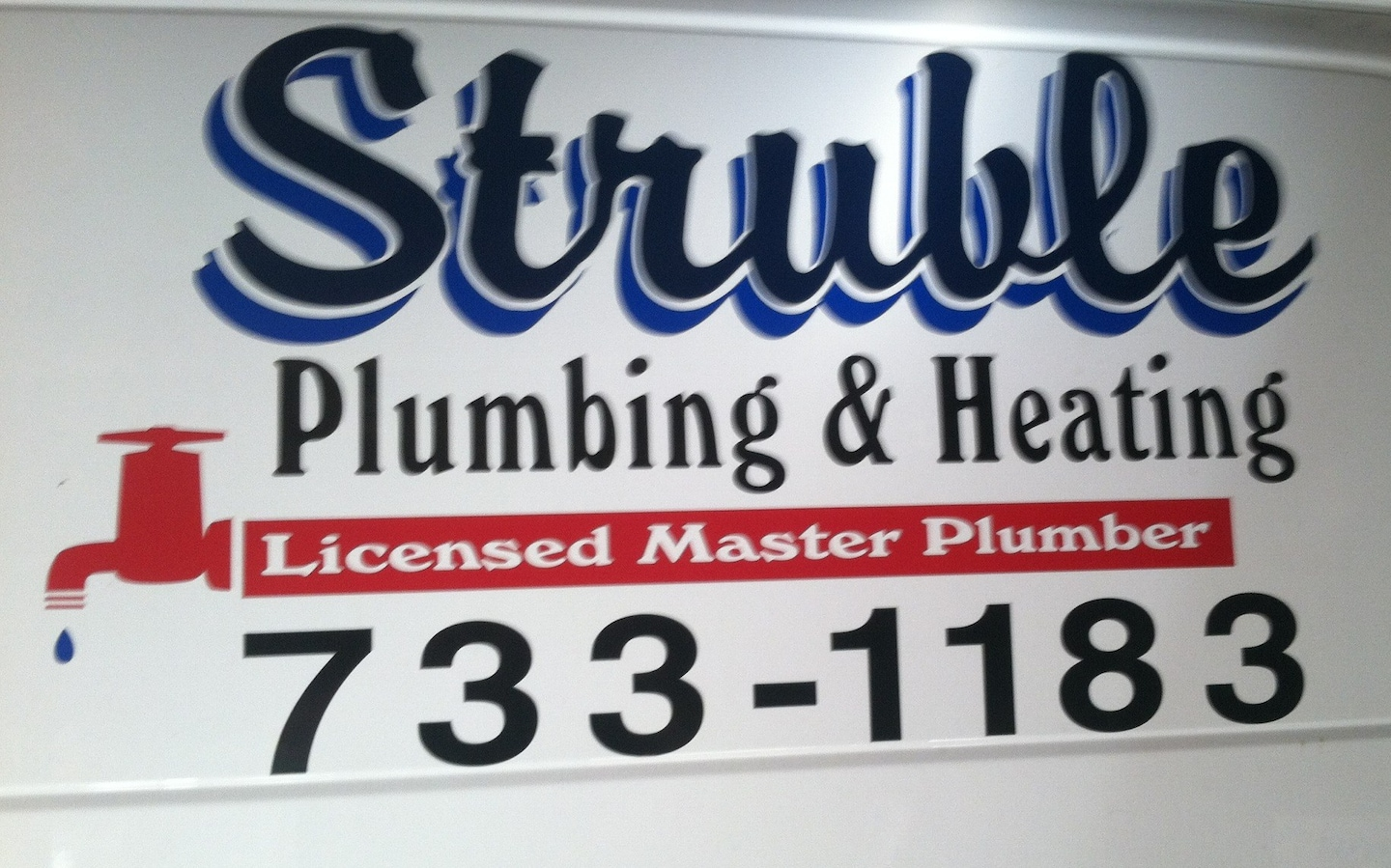 Struble Plumbing, Heating & Air Conditioning Inc.