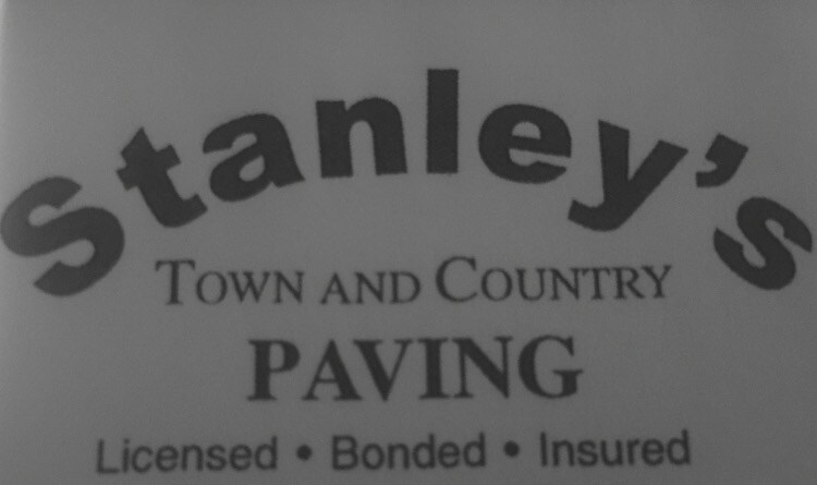 STANLEY TOWN & COUNTRY PAVING