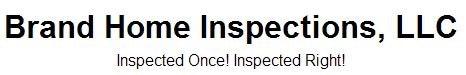 Brand Home Inspections LLC logo
