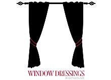 Window Dressings By Kathleen Nye