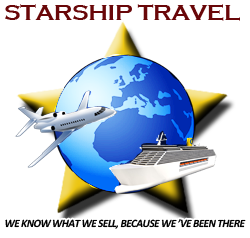 STARSHIP TRAVEL INC