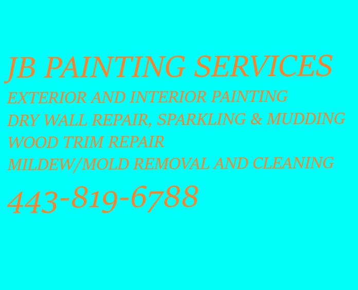 JB Painting Services