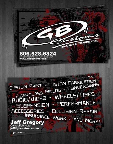 GB Customs & Collision Center