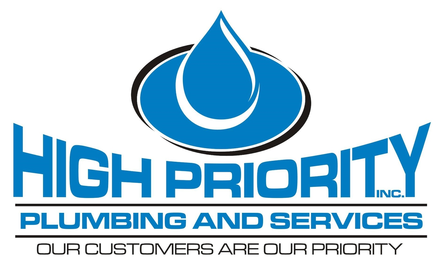 High Priority Plumbing & Services Inc