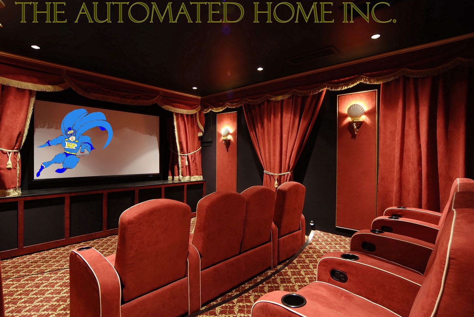 The Automated Home Inc