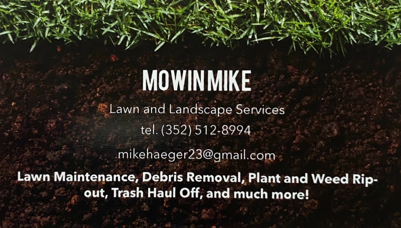 Mowin' Mike