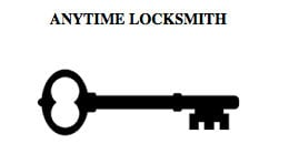 ANYTIME LOCKSMITH