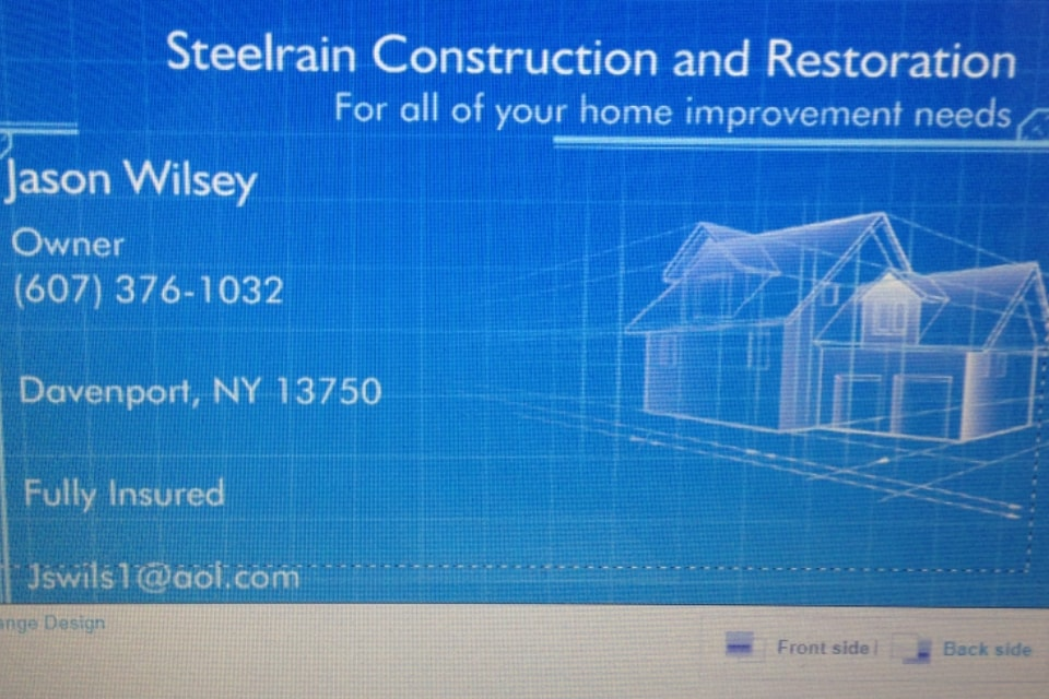 Steelrain Construction and Restoration