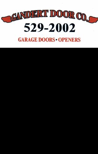 GANDERT DOOR CO