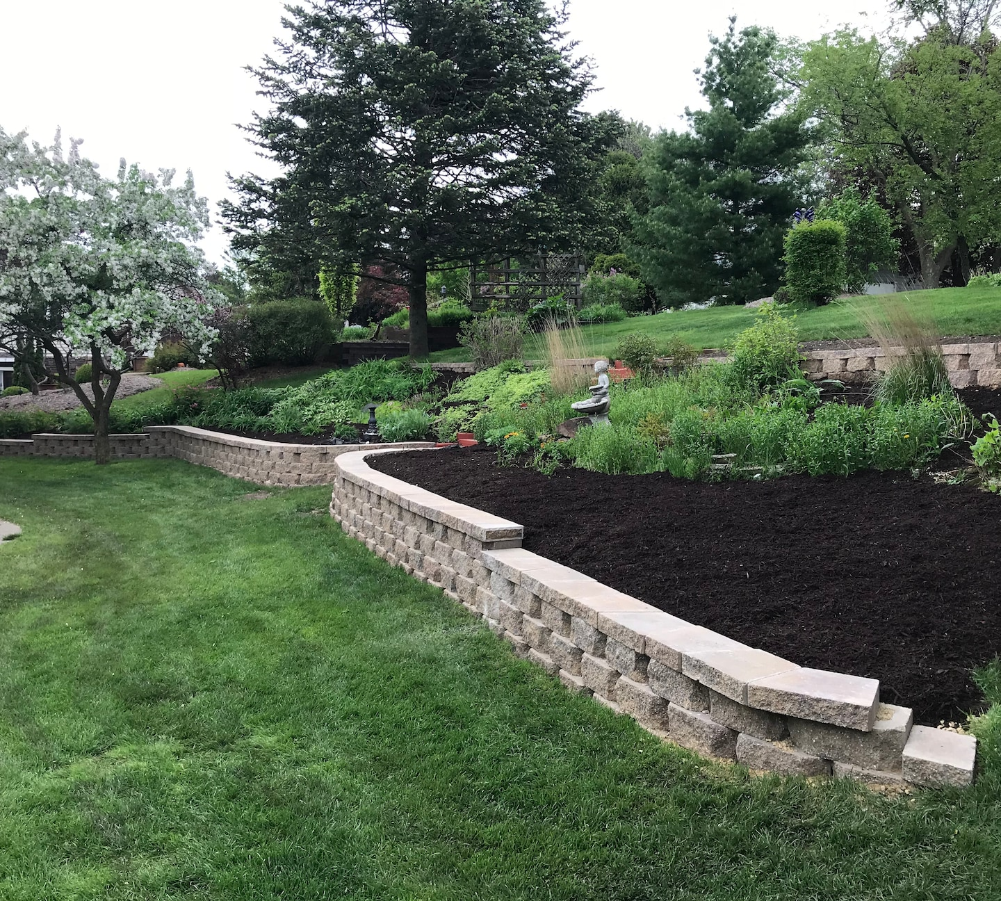 Sue S Retaining Wall (Phase 1)