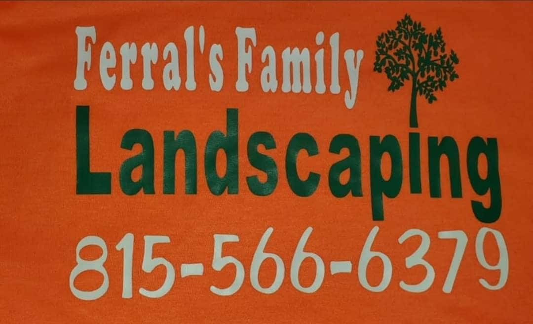 ferrals family landscaping