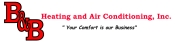B & B Heating and Air Conditioning Inc
