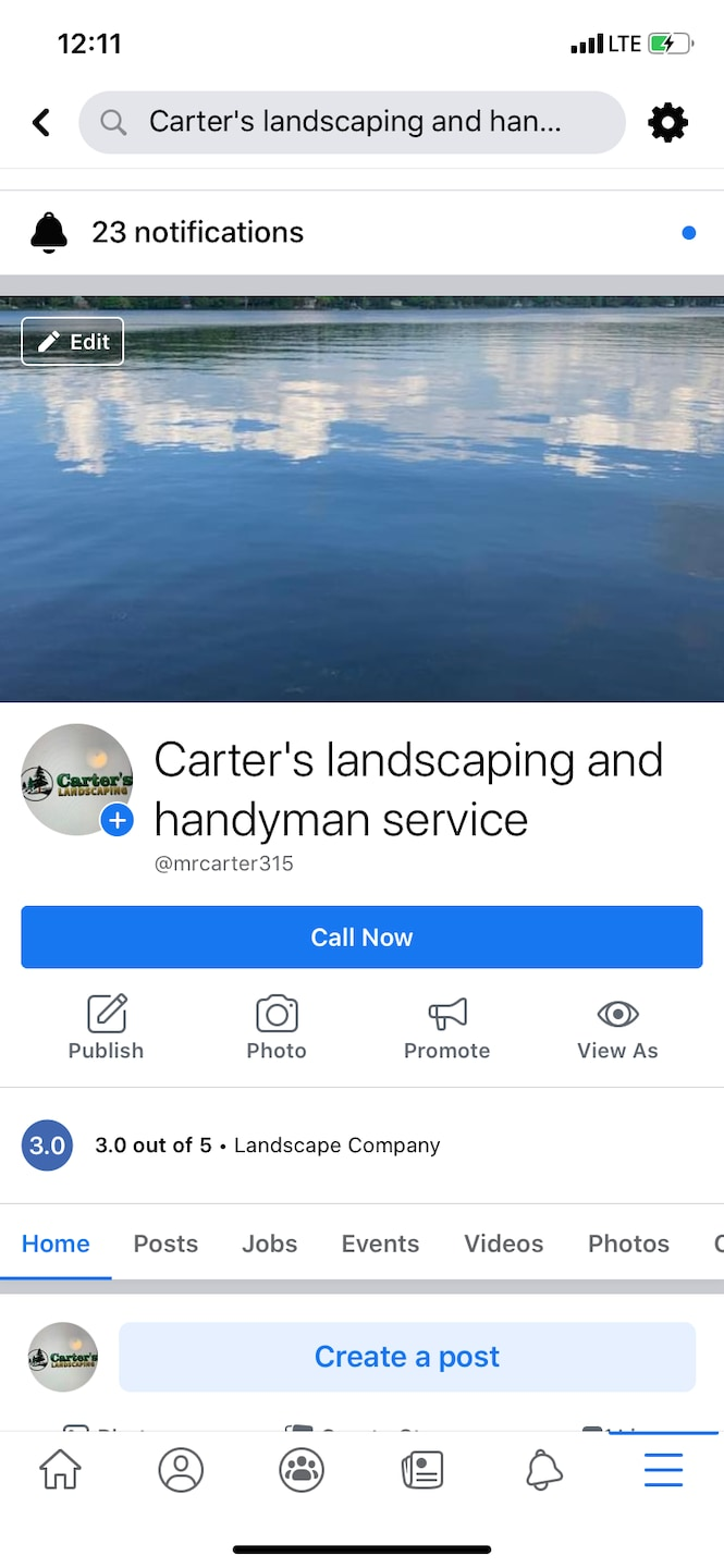 Carters handyman and landscaping