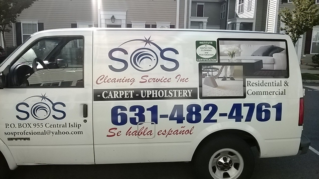 SOS Carpet & Upholstery Cleaning