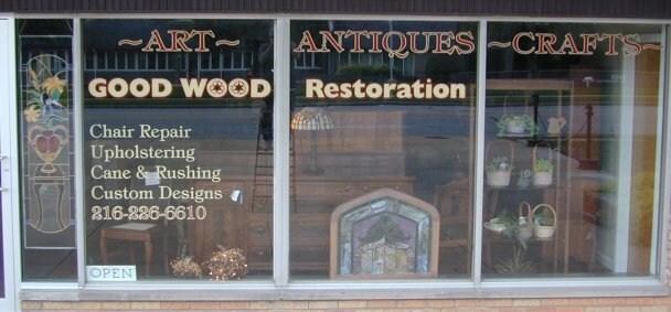 Antique Corner & Good Wood Restoration