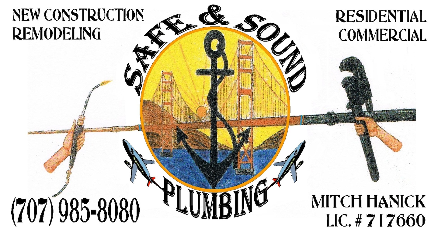 Safe and Sound Plumbing