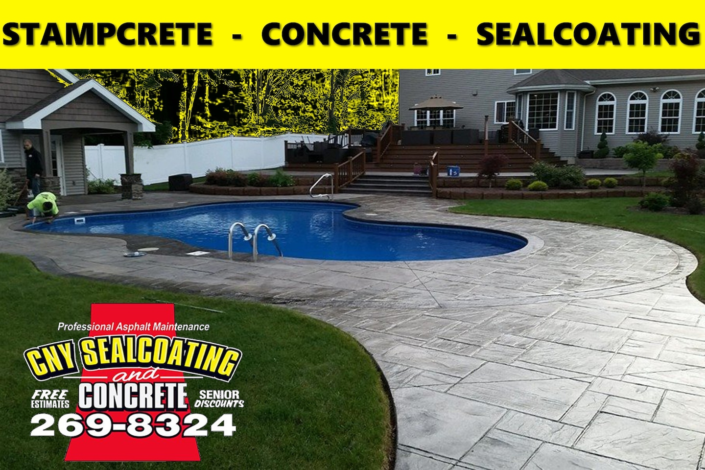 CNY Sealcoating & Concrete