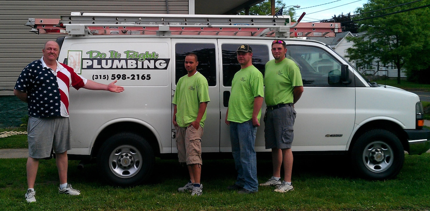 Do It Right Plumbing Inc