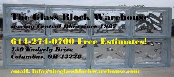 THE GLASS BLOCK WAREHOUSE