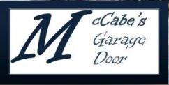 McCabe's Garage Door