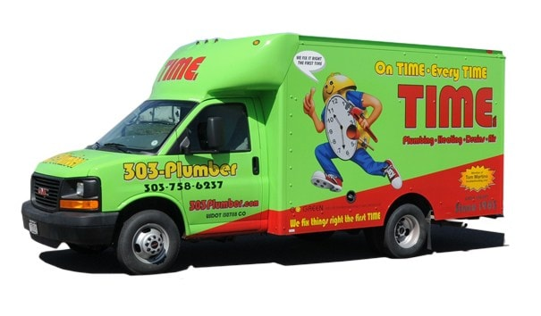 Time Plumbing, Heating & Electric INC logo