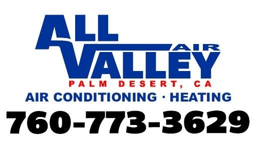 ALL VALLEY AIR logo