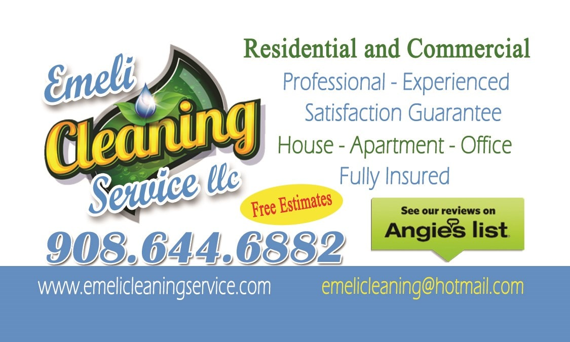 Emeli Cleaning Service LLC