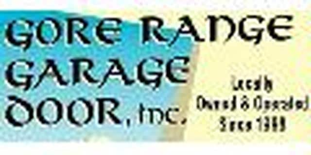 Gore Range Garage Door Inc