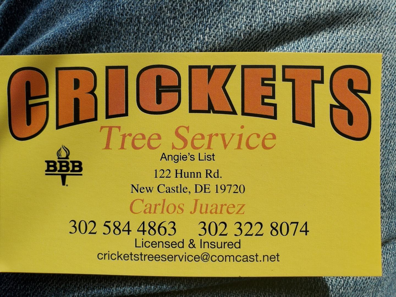 Crickets Tree Service