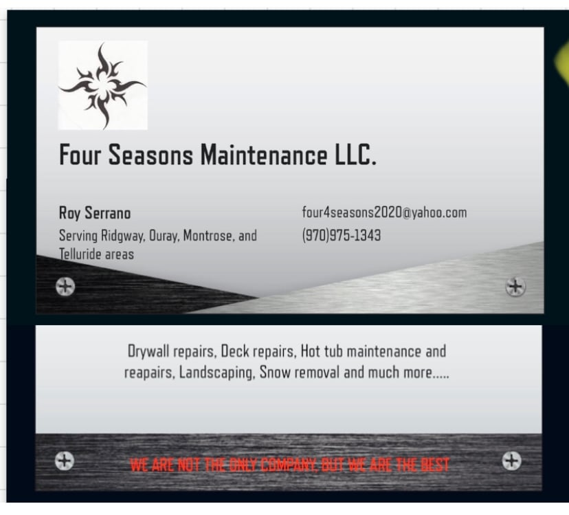 Four Seasons Maintenance