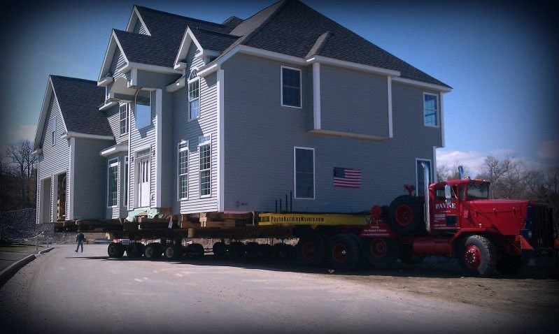 PAYNE BUILDING MOVERS