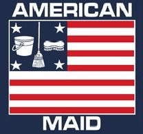 American Maid Cleaning, LLC logo