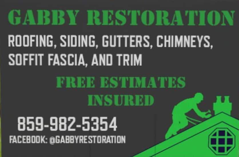 Gabby Restoration