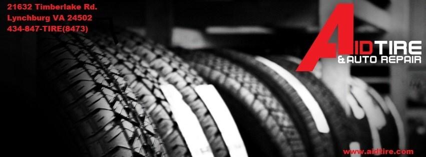 AID Tire & Auto Repair Inc