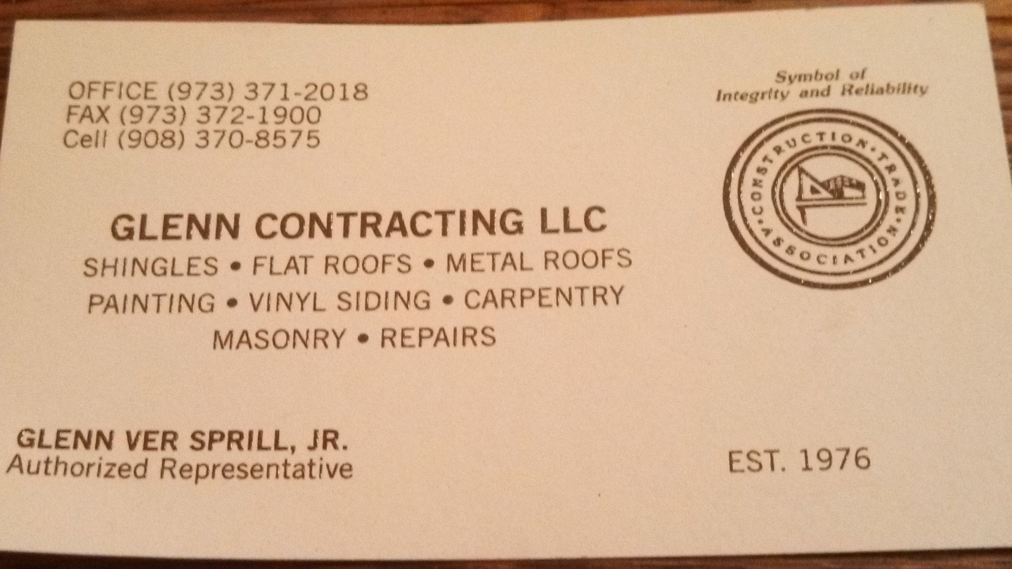 Glenn Contracting LLC