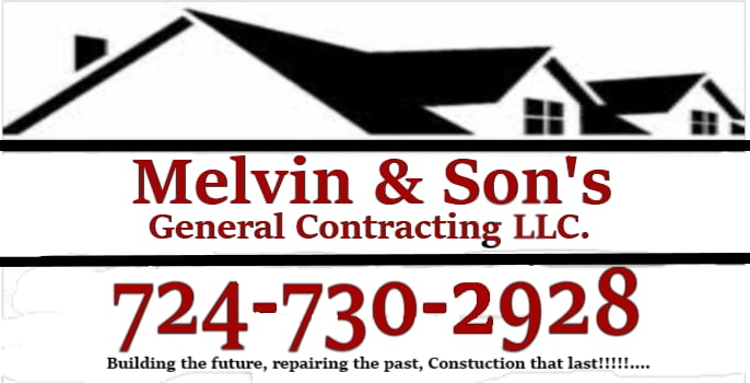 Melvin & Sons General Contracting logo