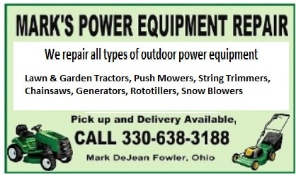 Marks Power Equipment Repair