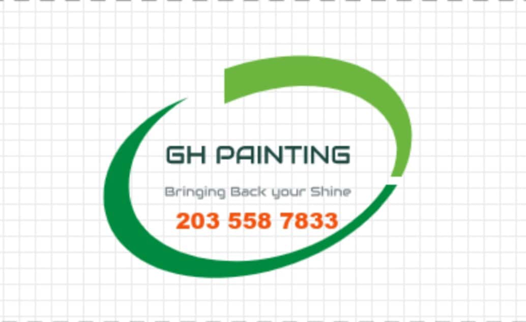 Gh Painting & Housecleaning services	 logo